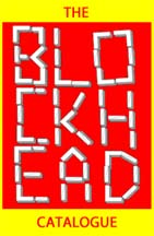 cover of blockhead catalogue