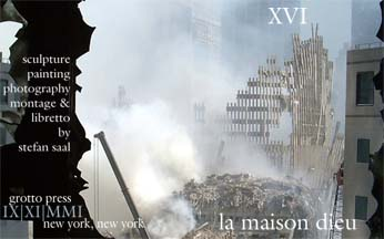 cover of la maison dieu