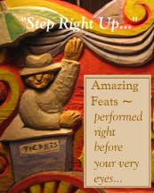 cover of step right up